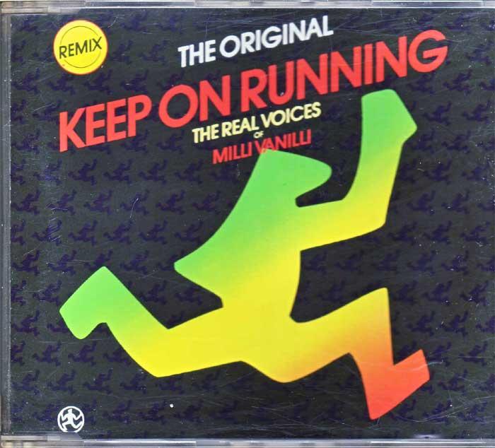 The Original - Keep On Running - Remix Maxi-CD