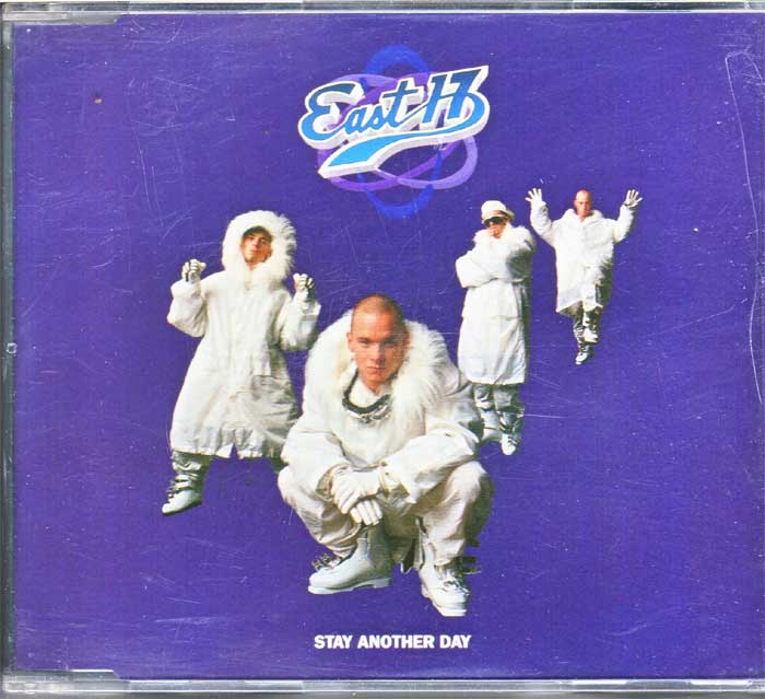 East 17 ‎– Stay Another Day auf Musik-Maxi-CD