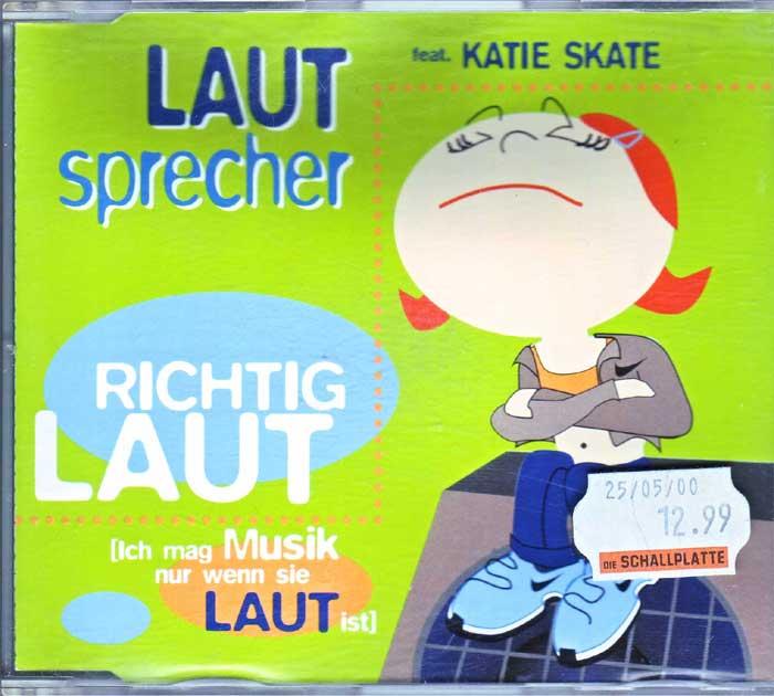 Laut-Sprecher - Richtig Laut auf Musik-Maxi-CD