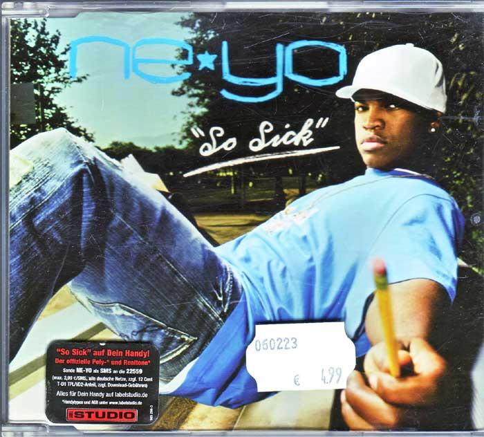 Ne-Yo – So Sick auf Musik-Maxi-CD