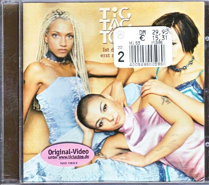 Tic Tac Toe - Ist Der Ruf Erst Ruiniert auf auf Musik-CD, Album