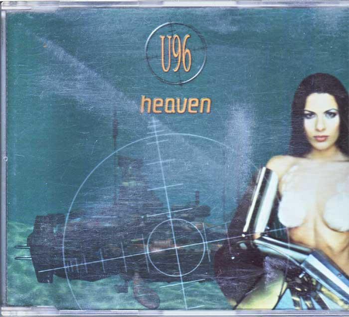 U96 – Heaven auf Musik-Maxi-CD