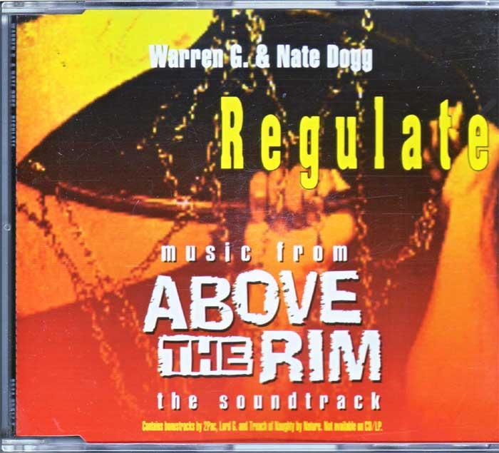 Warren G. & Nate Dogg – Regulate auf Musik-Maxi-CD