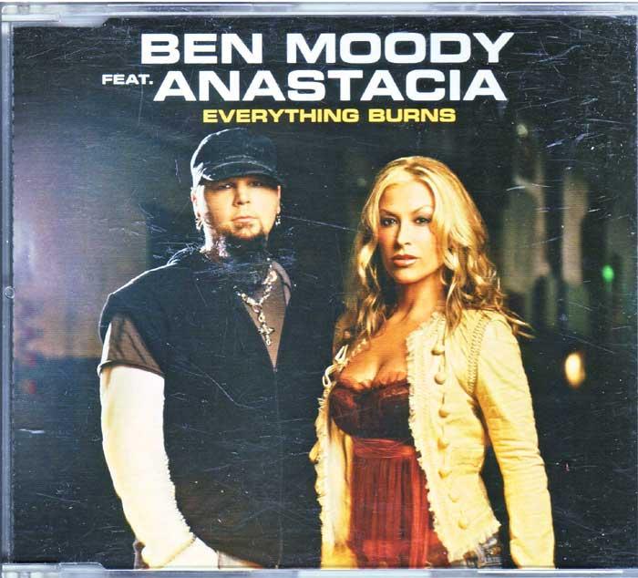 Ben Moody feat. Anastacia – Everything Burns auf Musik-Maxi-CD
