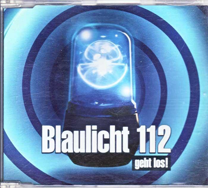 Blaulicht 112 - Geht Los auf Musik-Maxi-CD