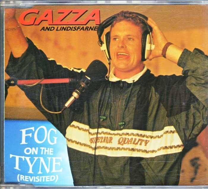 Gazza & Lindisfarne - Fog on the Tyne auf Musik-Maxi-CD