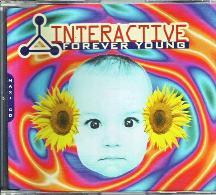 Interactive - Forever Young auf Musik-Maxi-CD