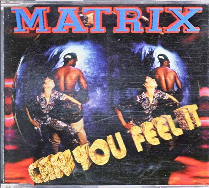 Matrix - Can You Feel It, Sommerhits Maxi-CD