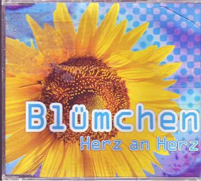 Blümchen – Herz An Herz - Musik auf CD, Maxi-Single