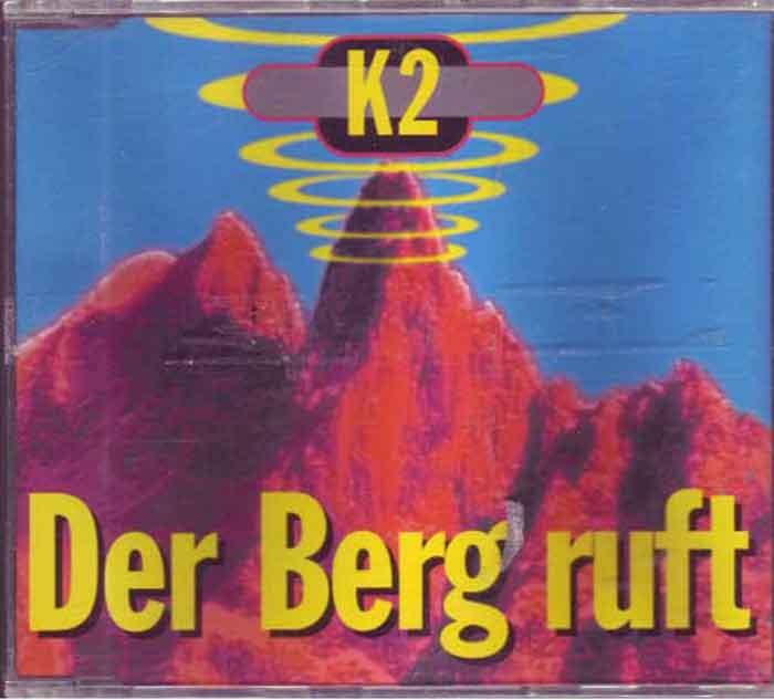 K2 – Der Berg Ruft - Musik auf CD, Maxi-Single