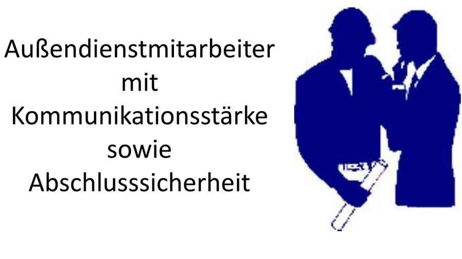 Motivierendes Auftreten - Banner der Online-Bewerbung