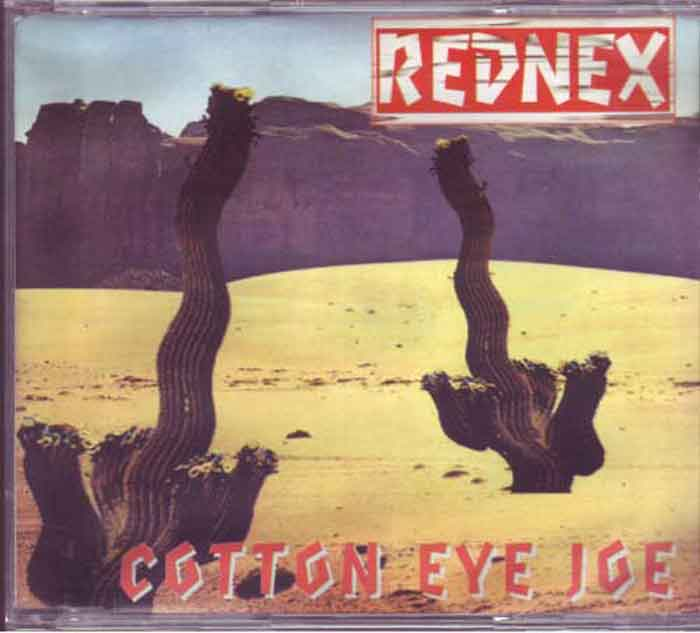 Rednex ‎– Cotton Eye Joe - Musik auf CD, Maxi-Single