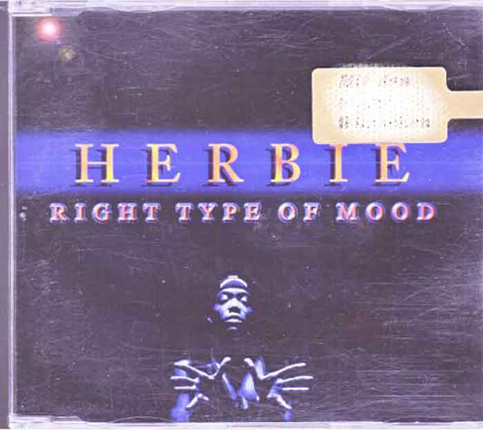Herbie – Right Type Of Mood - Musik auf CD, Maxi-Single