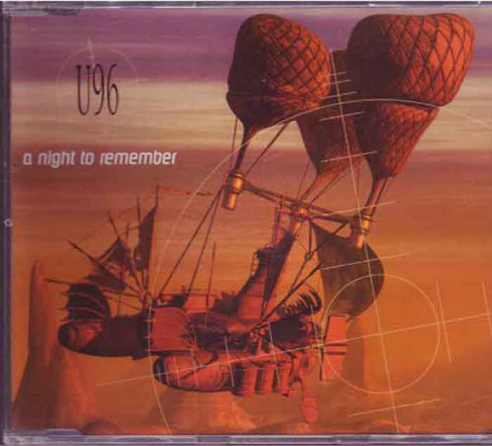 U96 ‎– A Night To Remember - Musik auf CD, Maxi-Single