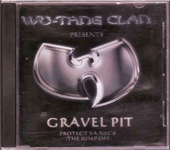 Wu-Tang Clan ‎– Gravel Pit - Musik auf CD, Maxi-Single