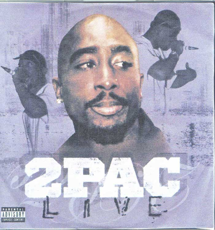 2PAC - Live auf CD, Compilation, Album