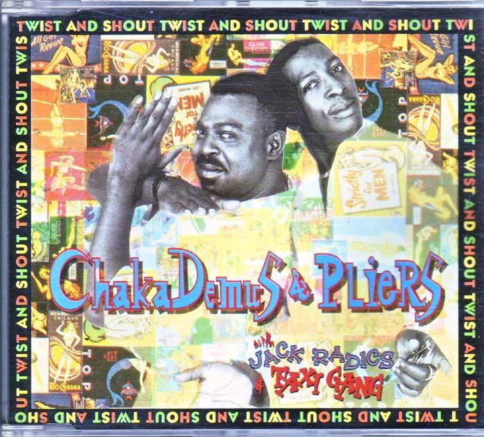 Chaka Demus & Pliers auf Maxi-CD