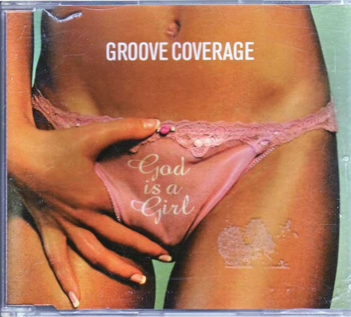 Groove Coverage ‎– God Is A Girl auf Maxi-CD
