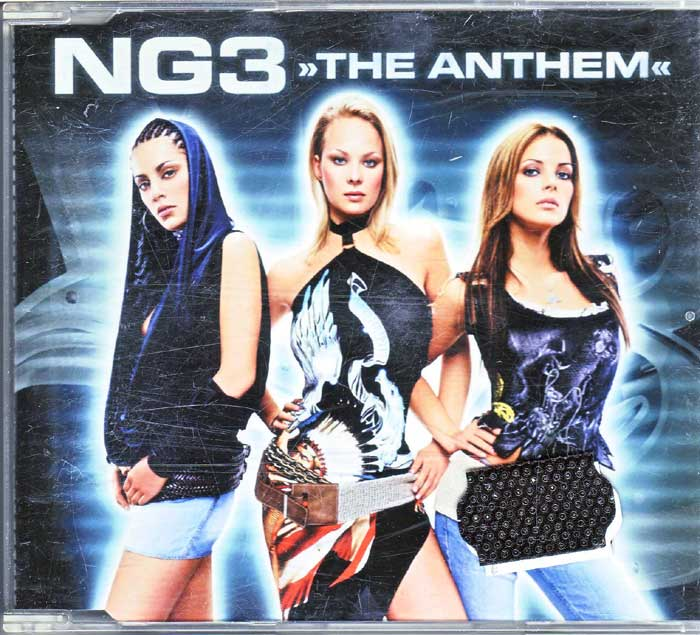 NG3 - The Anthem auf Maxi-CD