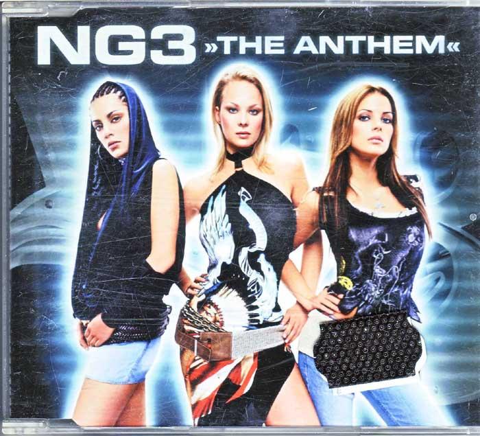 NG3 - The Anthem auf Maxi-CD