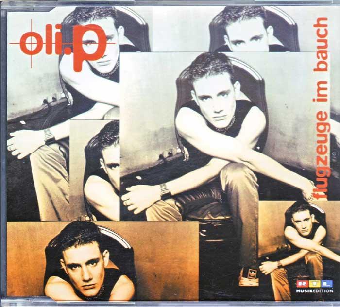 Oli.P - Flugzeuge im Bauch auf Maxi-CD