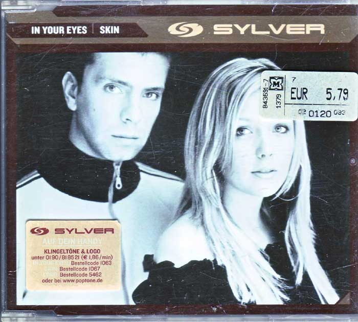 Sylver - In Your Eyes Skin auf Maxi-CD