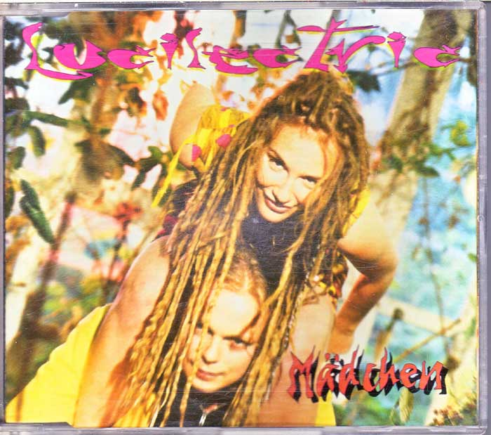 Lucilectric – Mädchen - Musik auf Maxi-CD