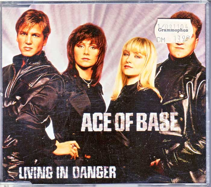 Ace of Base - Living in Danger - Musik auf Maxi-CD