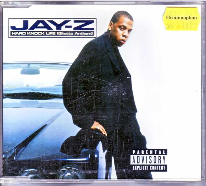 Jay-Z ‎– Hard Knock Life (Ghetto Anthem) - Musik auf Maxi-CD