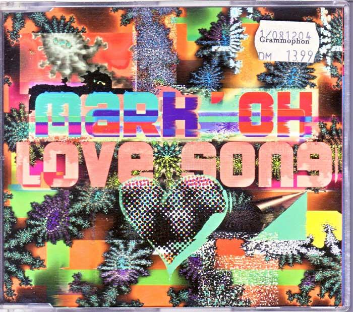 Mark Oh – Love Song - Gebrauchtware auf Maxi-CD