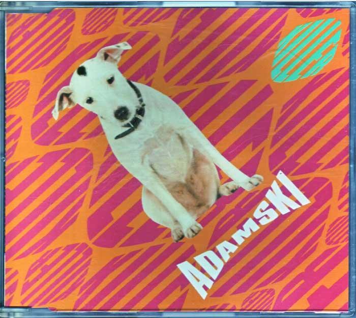 Adamski - Killer - Musik auf Maxi-CD