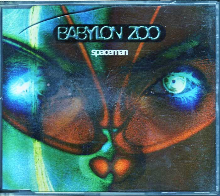 Babylon Zoo ‎– Spaceman - Musik auf Maxi-CD