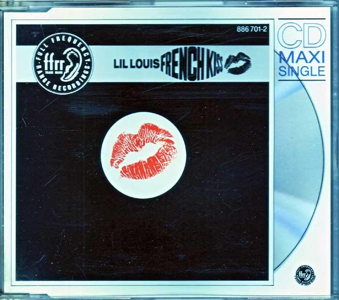 Lil Louis - French Kiss - Musik auf Maxi-CD