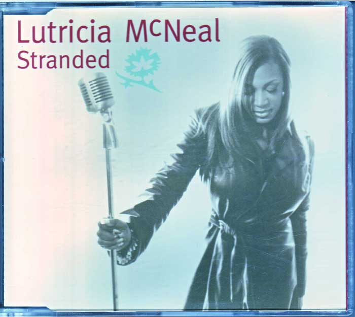 Lutricia McNeal ‎– Stranded - Musik auf Maxi-CD