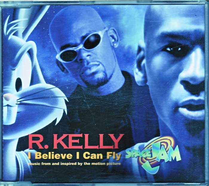 R. Kelly ‎– I Believe I Can Fly - Musik auf Maxi-CD