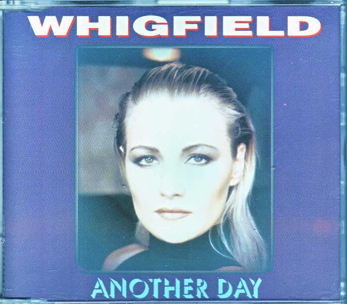 Whigfield ‎– Another Day - Musik auf Maxi-CD