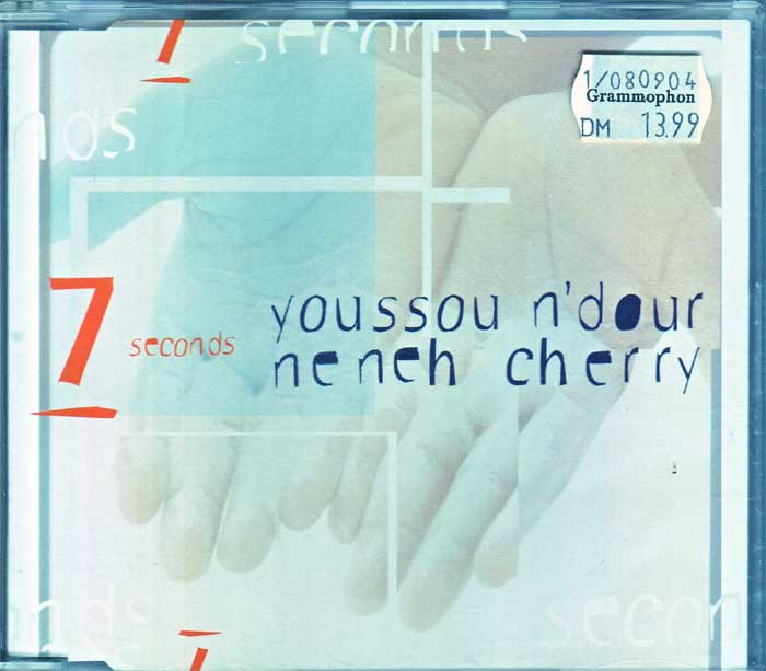 Youssou N'Dour With Neneh Cherry ‎– 7 Seconds - Musik auf Maxi-CD