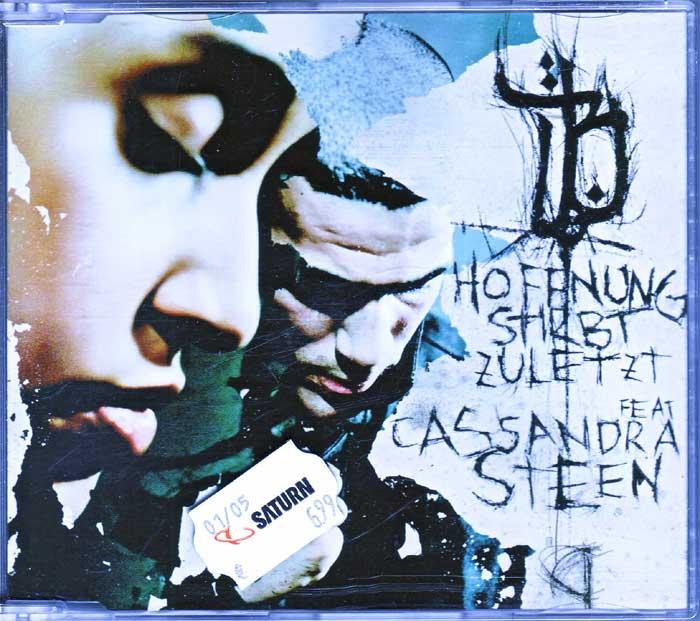 Bushido - Hoffnung Stirbt Zuletzt - Musik auf Maxi-CD