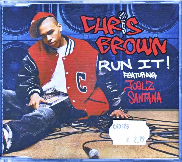 Chris Brown – Run It - Spitzensongs auf Maxi-CD
