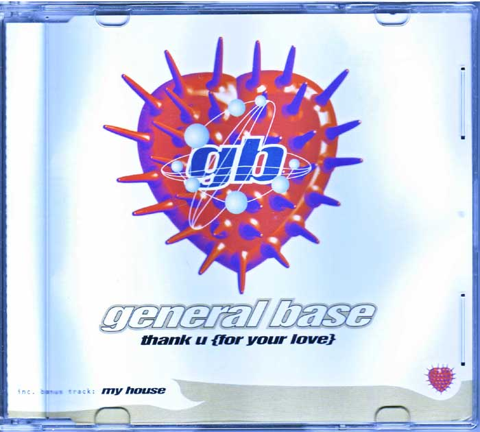 General Base - Thank U (For Your Love) - Musik auf Maxi-CD