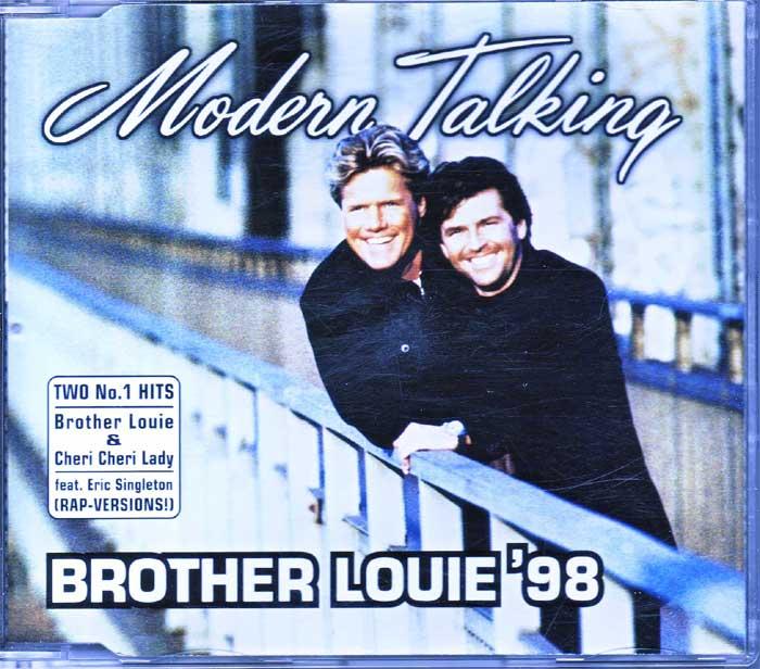 Modern Talking – Brother Louie '98 - Musik auf Maxi-CD