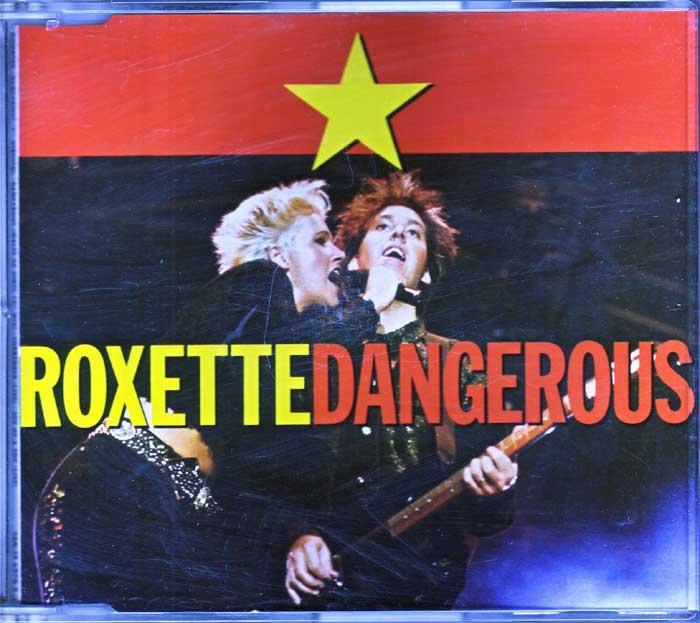 Roxette – Dangerous - Musik auf Maxi-CD