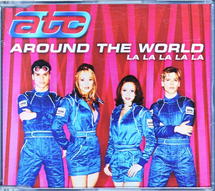 ATC - Around the World La La La La La - Musik auf CD, Maxi-Single