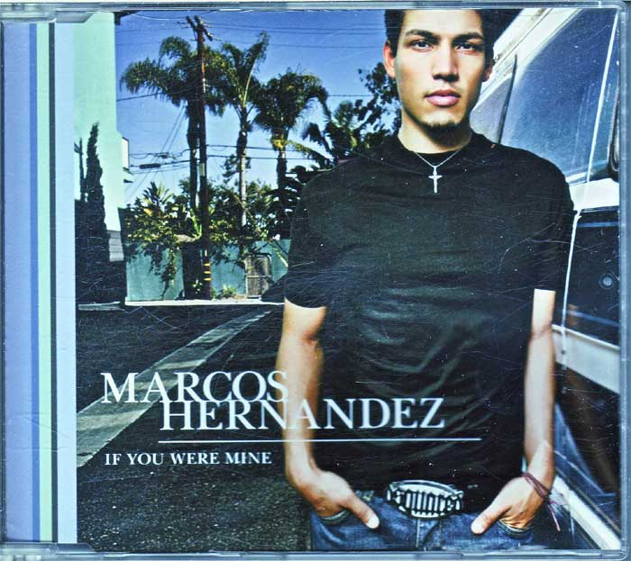 Marcos Hernandez ‎– If You Were Mine - Musik auf CD, Maxi-Single