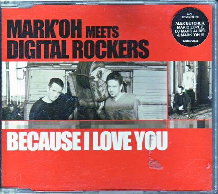 Mark 'Oh Meets Digital Rockers - Musik auf CD, Maxi-Single