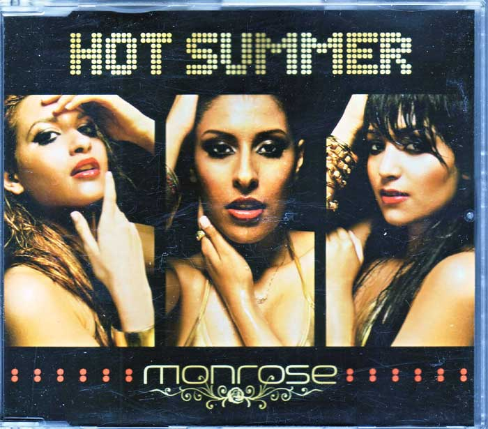 Monrose - Hot Summer - Musik auf CD, Maxi-Single