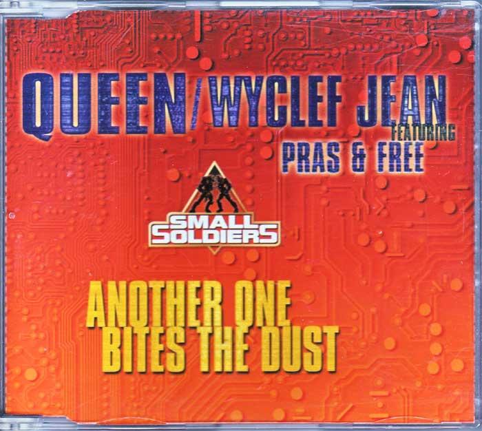 Queen - Wyclef Jean Feat. Pras & Free, Maxi-Single