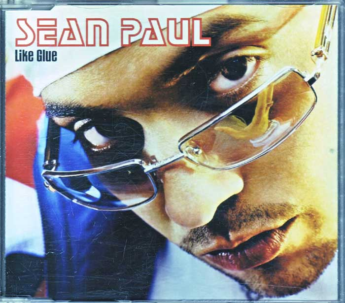 Sean Paul ‎– Like Glue - Musik auf CD, Maxi-Single