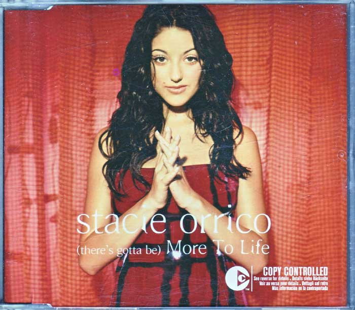 Stacie Orrico - (There's Gotta Be) More to Life - Musik auf CD, Maxi-Single