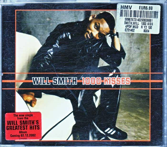 Will Smith – 1000 Kisses - Musik auf CD, Maxi-Single